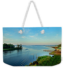 Weeks Bay Going Fishing Weekender Tote Bag