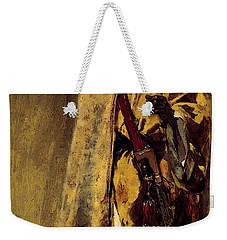 Weeks Edwin Moorish Guard Weekender Tote Bag
