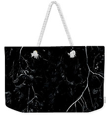 Weeping Beech Lightning Weekender Tote Bag by James Aiken