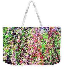 Weeping Cherry Weekender Tote Bag