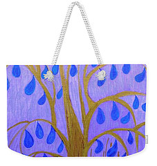 Weeping Tree Weekender Tote Bag