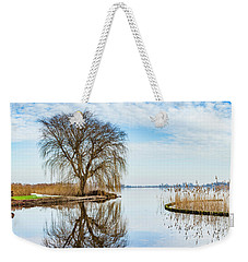 Weeping-willow-1 Weekender Tote Bag
