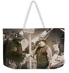 Welcome Doctor Weekender Tote Bag