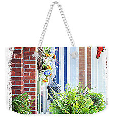 Welcome Weekender Tote Bag