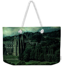 Weekender Tote Bag featuring the photograph Welcome To Wizardry School by Chris Lord