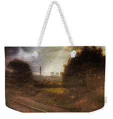 Welcome To The North Weekender Tote Bag