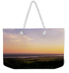 Welcome To The Valley Weekender Tote Bag