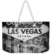 Welcome To Vegas Xiv Weekender Tote Bag