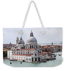Welcome To Venice Weekender Tote Bag