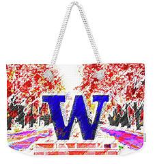 Welcome To Washington Weekender Tote Bag