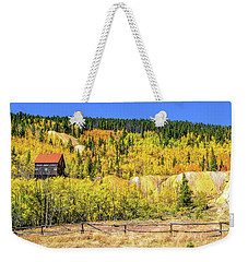 Wellington Ore Bin In The Aspen Weekender Tote Bag