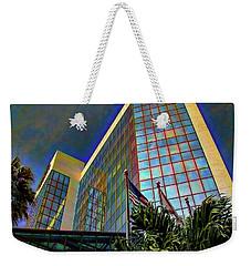 Wells Fargo Building Sarasota Weekender Tote Bag