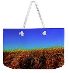 Wells Rachel Carson Wildlife Refuge Grass And Dunes Weekender Tote Bag