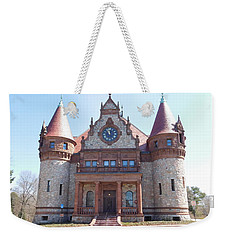 Wellsley Town Hall Weekender Tote Bag