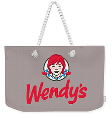 Wendys T-shirt Weekender Tote Bag by Herb Strobino
