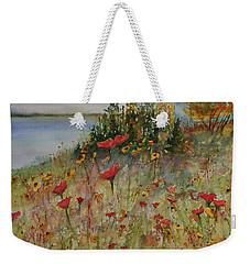 Wendy's Wildflowers Weekender Tote Bag