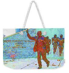 We're #1 Penn State Weekender Tote Bag
