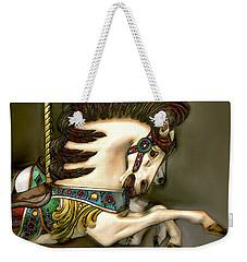 Weekender Tote Bag featuring the digital art We're Free by Pennie McCracken