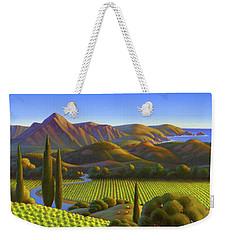 West Coast Dreaming Weekender Tote Bag