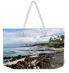 West Coast North Weekender Tote Bag