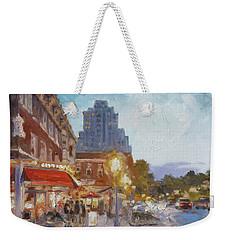 West End Evening - St.louis Weekender Tote Bag