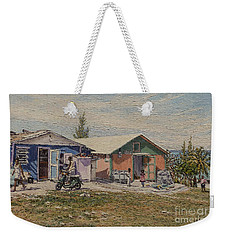 West End - Russell Island Weekender Tote Bag