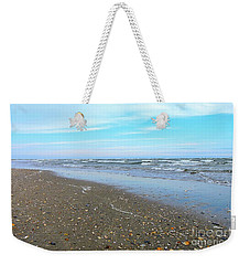West End Seashells Weekender Tote Bag