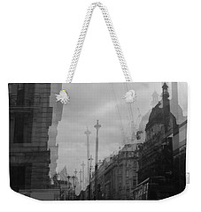 West End Tremors Weekender Tote Bag