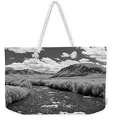 West Fork, Big Lost River Weekender Tote Bag