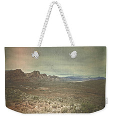 West Weekender Tote Bag by Mark Ross