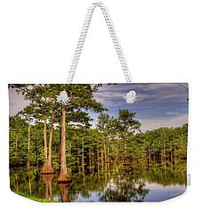 West Monroe Bayou Weekender Tote Bag