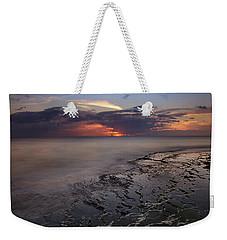 West Oahu Sunset Weekender Tote Bag