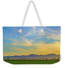 West Phoenix Sunset Digital Art Weekender Tote Bag