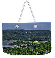 West Point From Storm King Overlook Weekender Tote Bag by Dan McManus