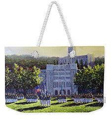 West Point Parade Weekender Tote Bag
