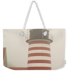 West Quody Head Lighthouse Weekender Tote Bag