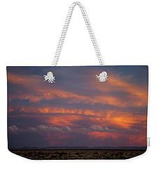 West Texas Sunset #1 Weekender Tote Bag