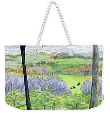 West Virginia Weekender Tote Bag
