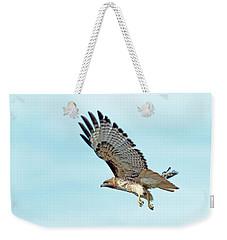 Western Red-tailed Hawk Weekender Tote Bag