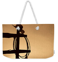 Western Sunset Weekender Tote Bag by American West Legend By Olivier Le Queinec