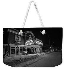 Westhampton Winter Night Weekender Tote Bag