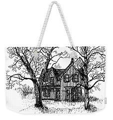 Westhill House 1 Weekender Tote Bag