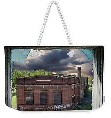 Westinghouse In A Storm Weekender Tote Bag