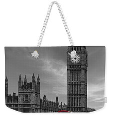 Westminster Bridge Weekender Tote Bag by Martin Newman