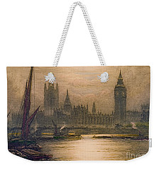 Westminster London 1920 Weekender Tote Bag