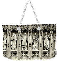 Weekender Tote Bag featuring the photograph Westminster Martyrs Memorial - 1 by Stephen Stookey