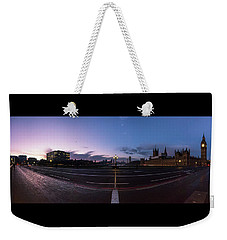 Westminster Sunrise Weekender Tote Bag