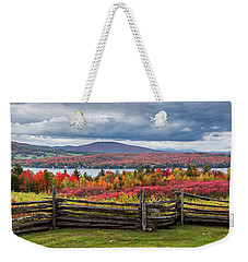 Westmore Overlook Weekender Tote Bag