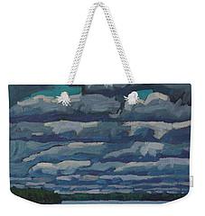 Westport Stratocumulus Virga Weekender Tote Bag