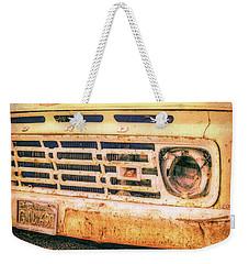 Westward Bound Weekender Tote Bag